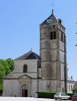 Champlitte_-_Eglise_Saint-Christophe_-1